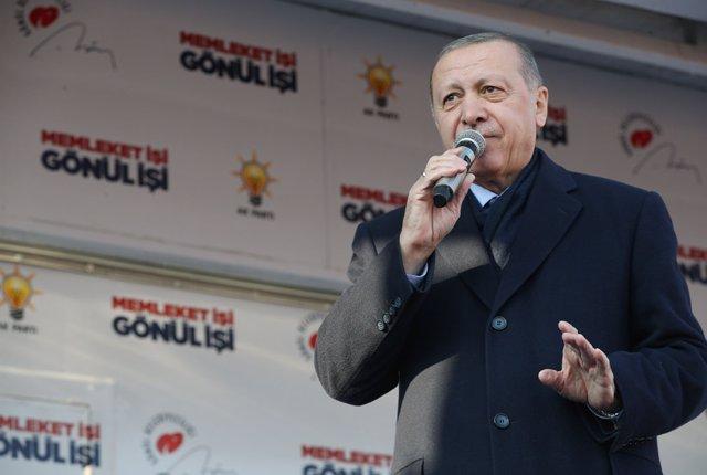 Siria/Israel.- Turquía llevará a EEUU a la ONU por el reconocimiento de los Alto