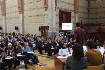 Aula Escola Europea de Barcelona gana la Liga de Debate de la Xarxa Vives