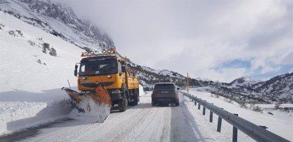Protección Civil de CyL informa de posibilidad de nevadas en zonas de montaña en todas las provincias salvo Valladolid