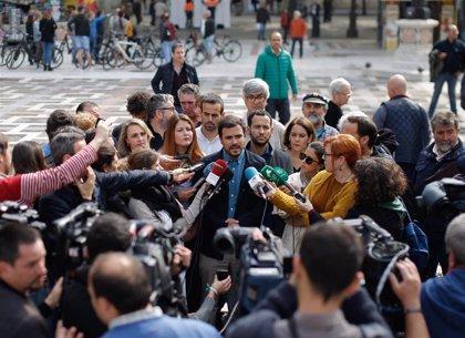 República, plurinacionalidad y referendos, primeros puntos del programa de IU para las elecciones generales