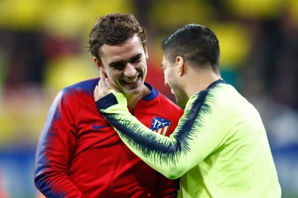 """Valverde, sobre Griezmann: """"Es libre de tomar la mejor decisión para su futuro"""""""