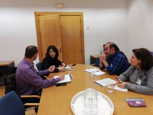 Isabel Serra propone una Ley de Renta mínima de 900 euros para los más desfavore
