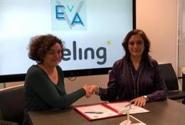 Vueling i Elles Volen Alt signen un acord per empoderar a la dona en l'es
