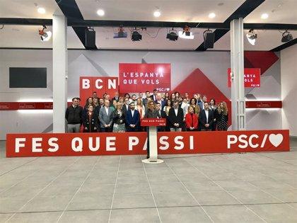 """Batet asegura que el PSOE evitará el """"peligro de involución"""" de un gobierno de PP, Cs y Vox"""
