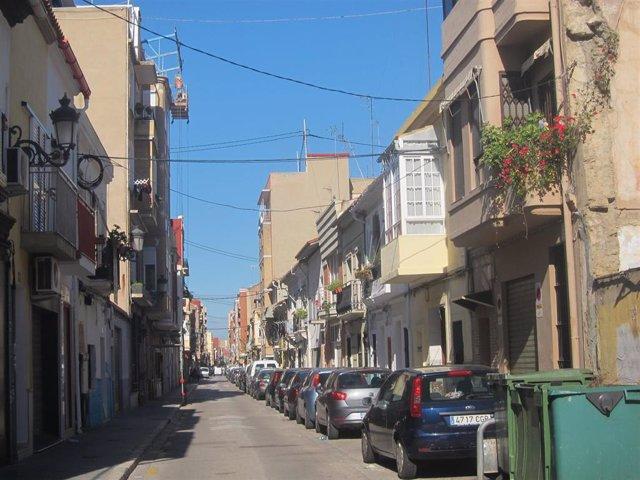 Valencia.- Vecinos del Cabanyal organizan en el solar del Clot un taller partici