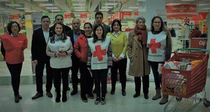 Comienza la 7 edición de los 'Desayunos y meriendas #ConCorazón' de Cruz Roja en colaboración con Alcampo y Simply