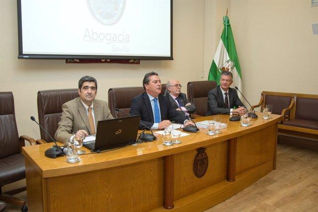 Sevilla.- Colegio de Abogados acoge una jornada práctica dirigida a abogados de