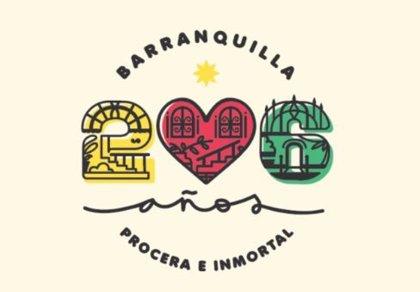 Unas 500 personas formarán la bandera de Barranquilla para conmemorar los 206 años de la ciudad colombiana