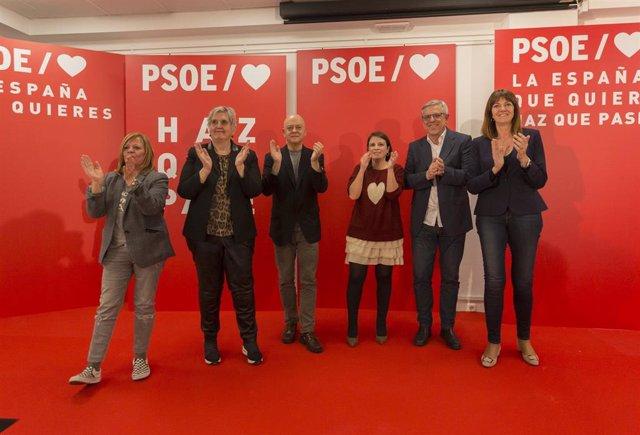 28A.- Lastra Afirma Que Si El PSOE Tiene Que Volver A Gobernar A Través De Reale
