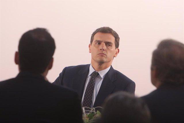 Albert Rivera, presidente de Ciudadanos, invitado a una nueva edición del Foro A
