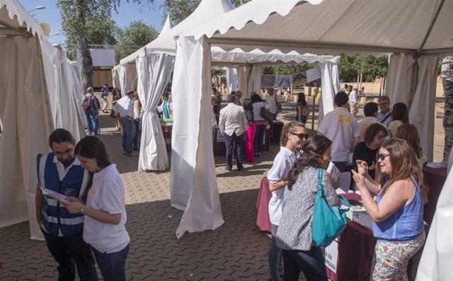 Sevilla.- Una muestra en la Alameda acerca la psicología a la ciudadanía mediant