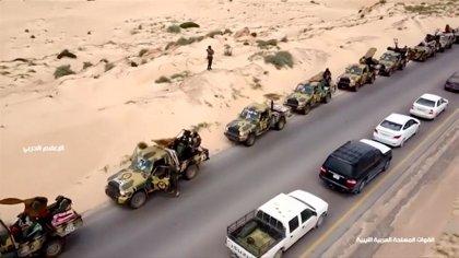 Las fuerzas de Haftar aseguran haber tomado el antiguo aeropuerto de la capital de Libia