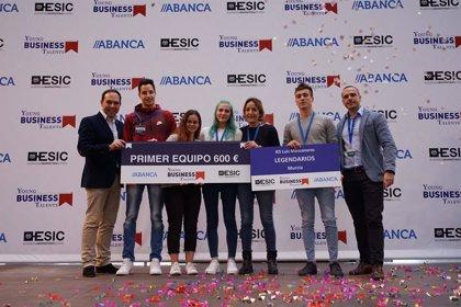 Estudiantes de Murcia ganan la final nacional del programa de emprendimiento Young Business Talents