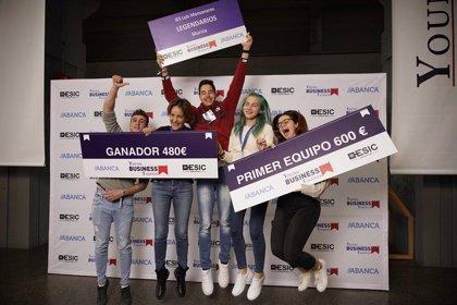 El IES Luis Manzanares de Murcia ganan la final nacional del programa de emprendimiento 'Young Business Talents'