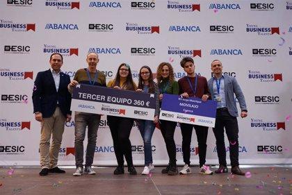 Estudiantes del IES 'Jorge Manrique' de Cuenca consiguen tercera posición en la final nacional de Young Business Talents