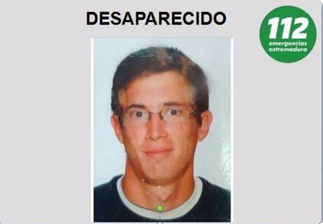 Sucesos.- Buscan a un joven de 24 años en Esparragosa de Lares desaparecido desd