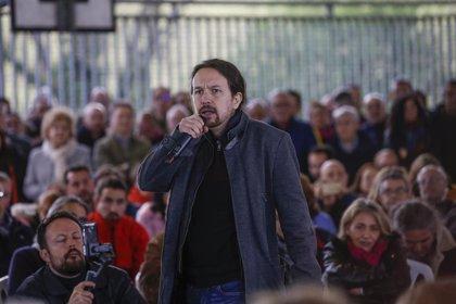 """Iglesias (Podemos):  """"Os necesitamos despiertos, organizados, atentos, defendiendo cada día la Democracia"""""""