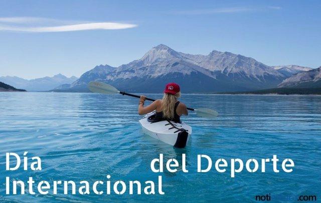 6 De Abril: Día Internacional Del Deporte Para El Desarrollo Y La Paz, ¿Es El De