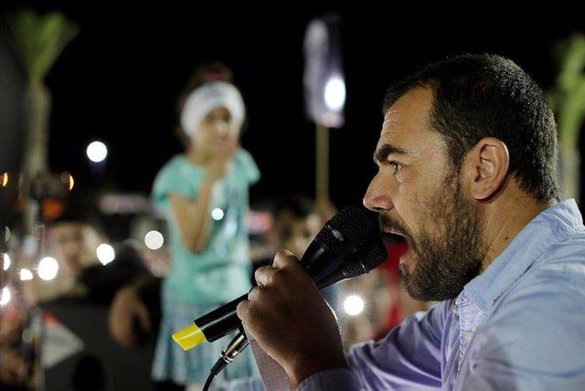 Naser Zefzafi, líder de Hirak y promotor de las protestas en Alhucemas
