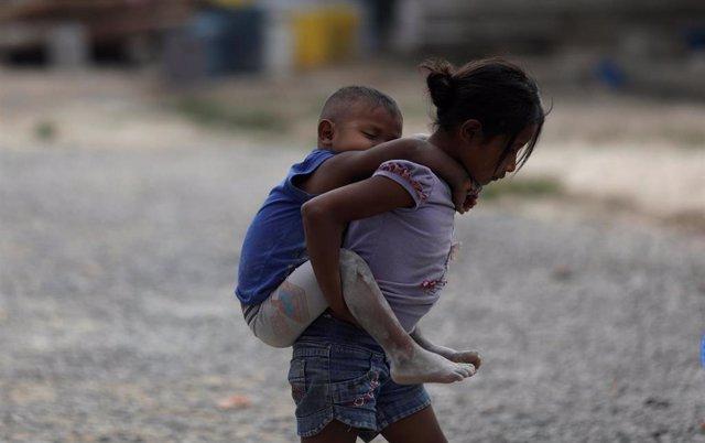 Venezuela niños
