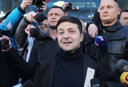 Ucrania vota enfado