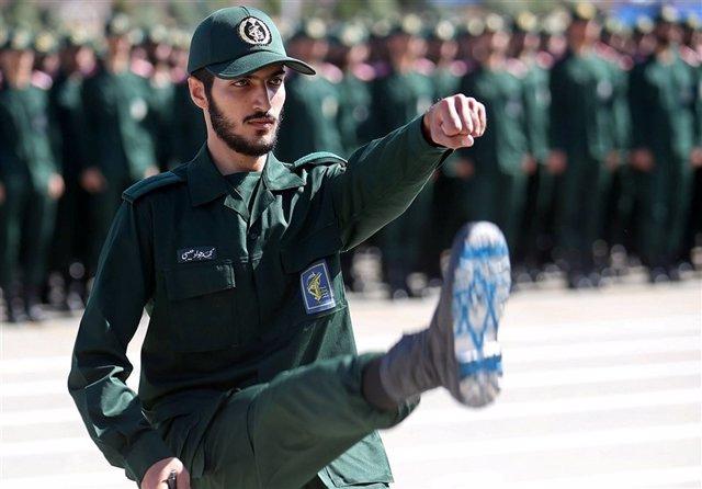 Guardia Revolucionaria de Irán