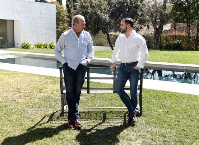 Bertín rebr a Casado, Rivera i Abascal a La meva casa és la teva