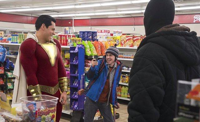 """David F. Sandberg, director de Shazam: """"Me enamoré del cine con el Superman de R"""