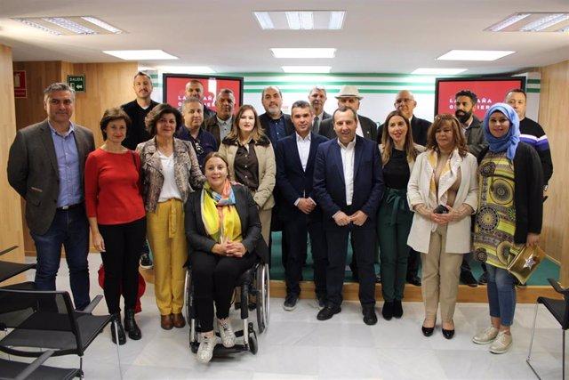 """Málaga.- Ruiz Espejo aboga por """"la España de la convivencia frente al discurso x"""
