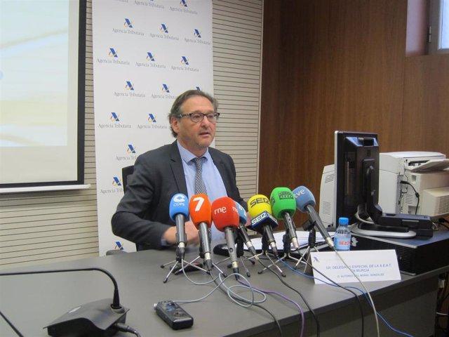 AV.- La devolución por el IRPF aumentará un 4,9% en la Región debido al aumento