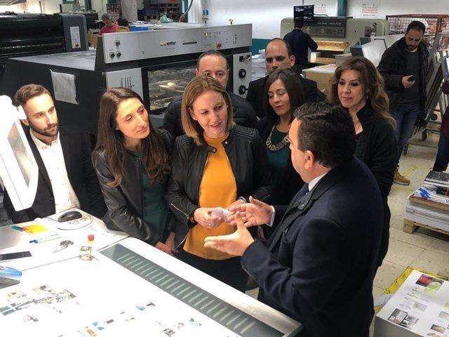 Jaén.- Cs apuesta por el polígono de Torredonjimeno como foco industrial de la p