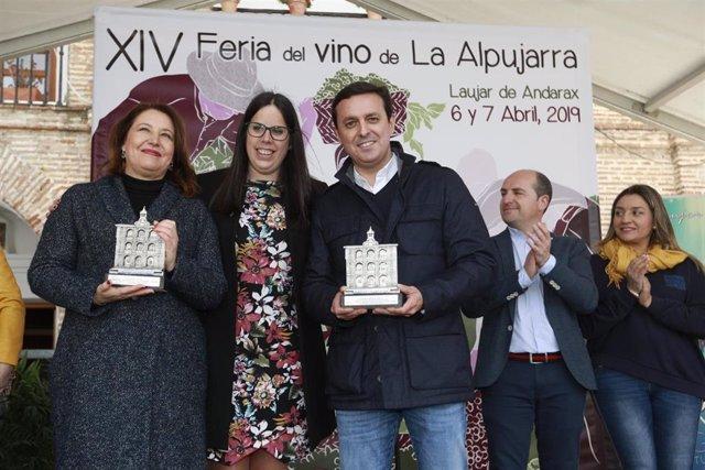 SaboresAlmería.- La XIV Feria del Vino de la Alpujarra muestra la mejor oferta g