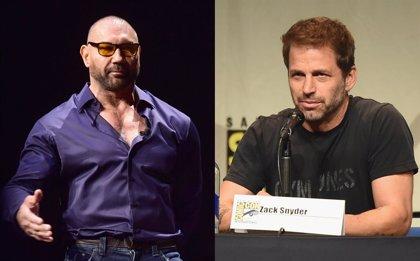 Dave Bautista protagonizará Army of the Dead, la película de Zack Snyder para Netflix