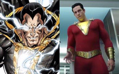 Shazam: ¿Aparece Black Adam en la película?