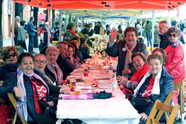 Sevilla.- El Distrito Este-Alcosa-Torreblanca celebra la IV Fiesta de la Primave