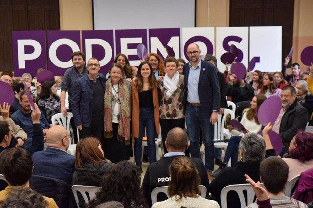 """28A.- Ione Belarra Acusa De La Existencia De """"Una Trama Mediática Y De Corruptos"""