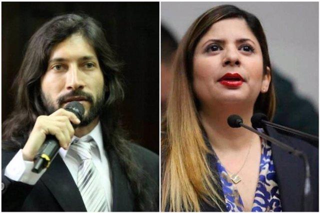 La oposición venezolana denuncia que los diputados Renzo Prieto y Nora Bracho fu