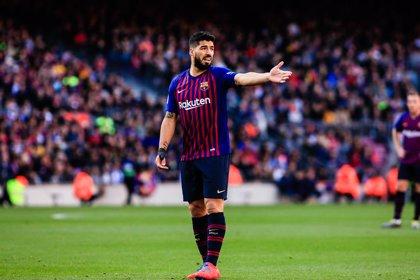 "Luis Suárez: ""Hemos dado dos pasos adelante para ganar la Liga"""