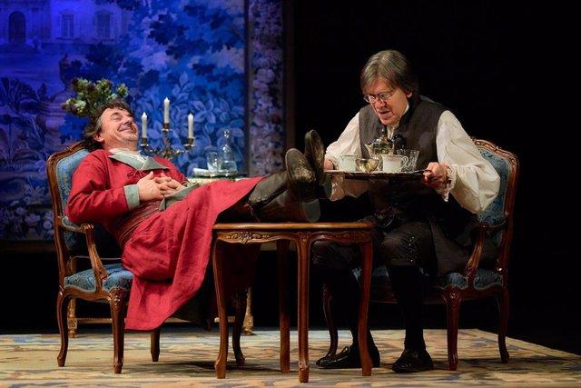 Sevilla.- El teatro Lope de Vega acoge del 10 al 13 de abril 'Voltaire/Rousseau.