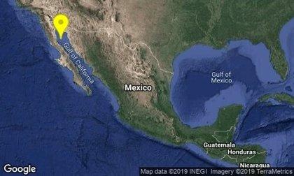 Un terremoto de 5,1 grados sacude el norte de México