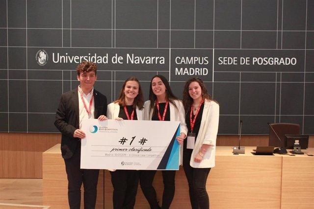 El Colegio San Cernin, Ganador Del Clinical Case Competition De La Universidad D