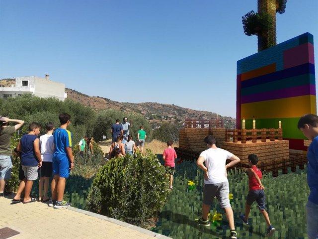 Málaga.- Más de 200 menores diseñan un centenar de propuestas de mejora para sus