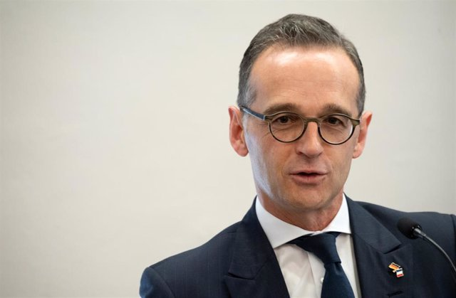German Foreign Minister Heiko Maas in New York