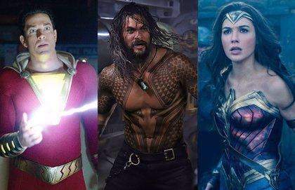 De Wonder Woman a Shazam!: Cronología del Universo Cinematográfico DC