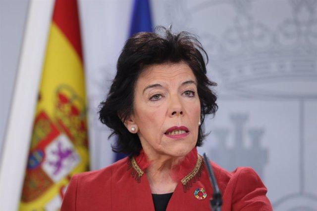 """El Gobierno recuerda a Bildu que tiene pendiente pedir """"perdón"""" por los crímenes"""