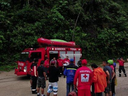 Familiares del español desaparecido y representante de la UGR viajan hasta Ecuador