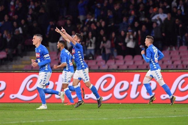 Italy Serie A - SSC Napoli vs Genoa CFC