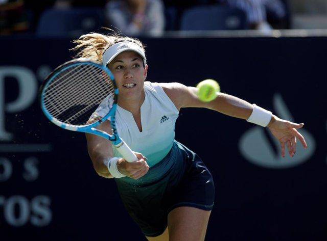 Tenis.- Muguruza se hace fuerte con el segundo título en Monterrey