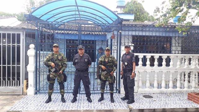 La Fiscalía de Colombia incauta 19 bienes de presuntos testaferros de las FARC v
