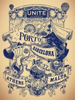 El festival UNITE with Tomorrowland vuelve a Santa Coloma el 27 de julio